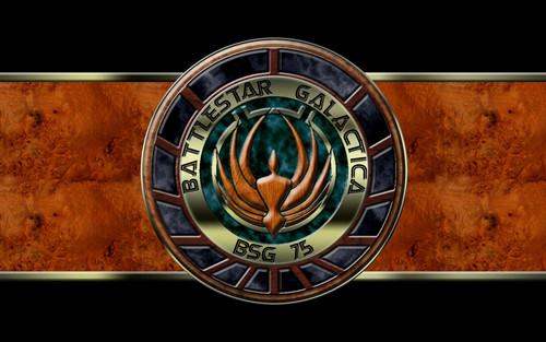 «The Emblem of Battlestar GALACTICA»