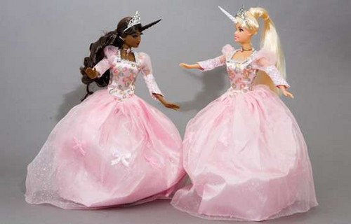 Barbie unicorn princesses