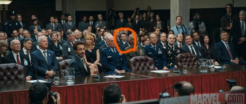 George Anton in Iron man 2