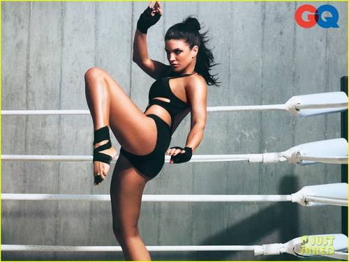 Gina Carano: I Like Fighting Because It's Honest