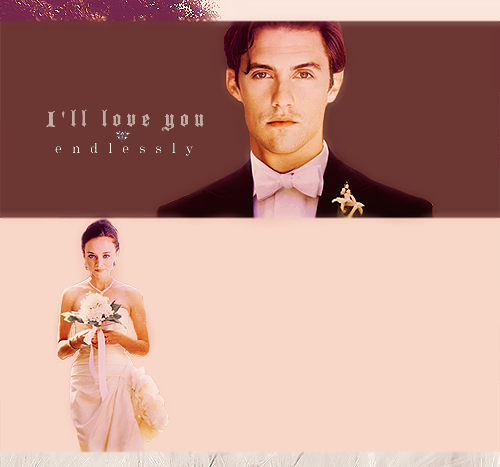 Jess and Rory wedding ♥