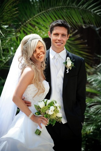 Kvitova and Berdych wedding..