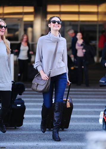 LAX Airport - January 1
