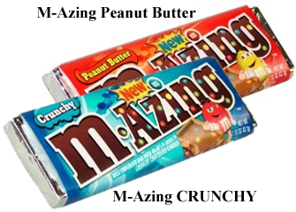 M-Azing Candy bar