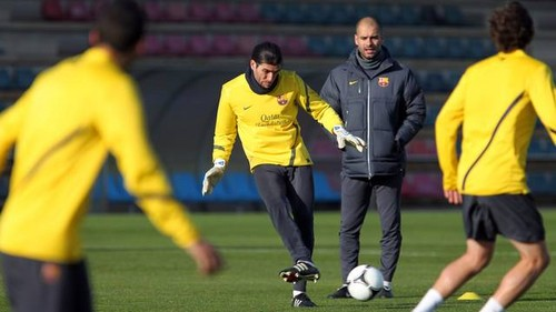 Training session 12/31/2011