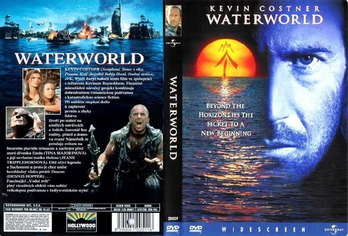 Waterworld Czech DVD Cover