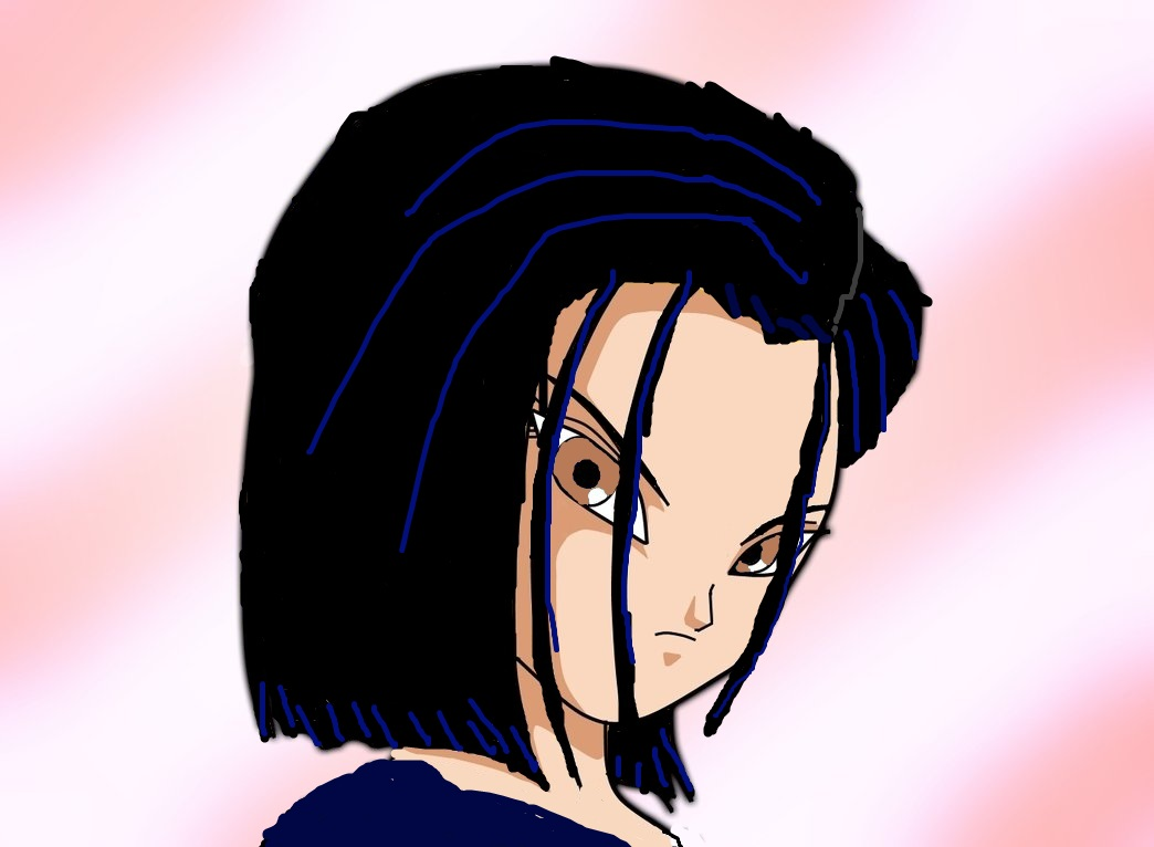 Android 21 Androids 17 18 21 And 16 Foto 28076766 Fanpop