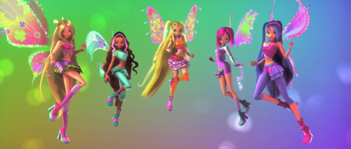 winx club awesome 이미지