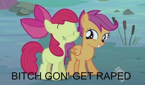 APPLEBLOOM NOOO