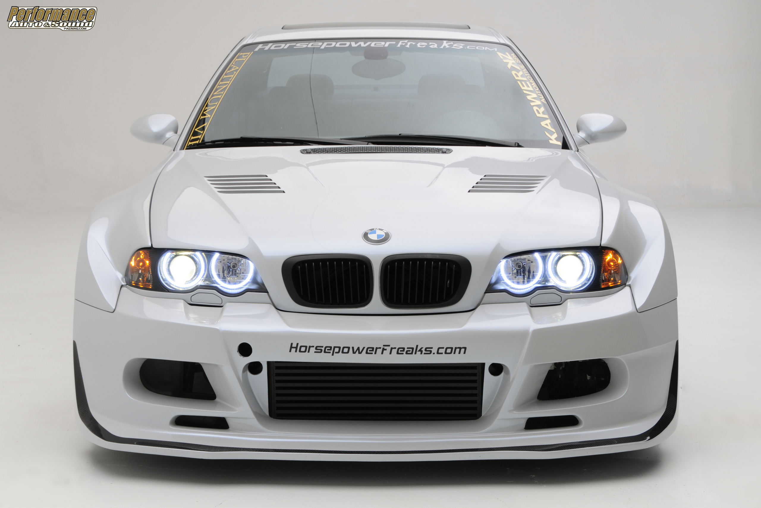 BMW images BMW E46 M3 TURBO BY HPF HD wallpaper and ...