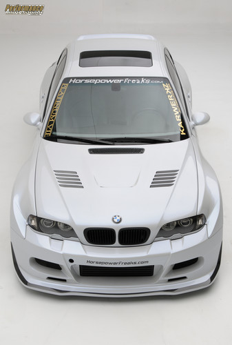 BMW E46 M3 TURBO BY HPF