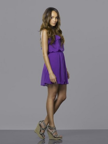 New Cast Promotional Photos - Ashley Madekwe