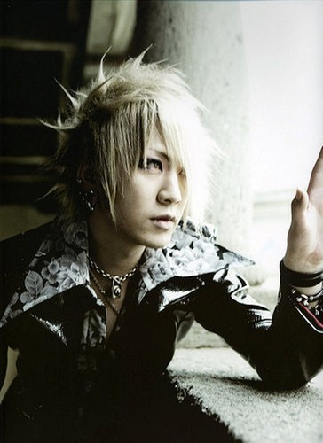 Ruki [The GazettE]