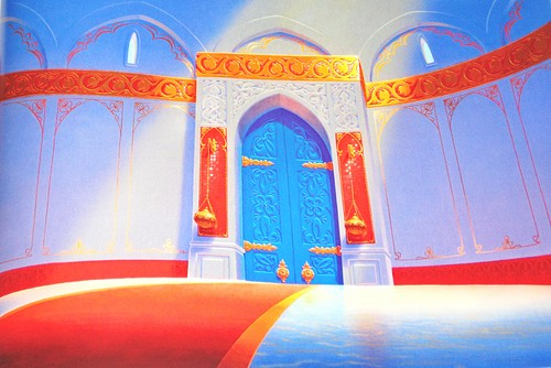 Walt Disney Backgrounds - Aladin