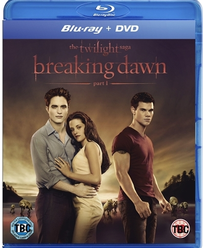 BD part 1 DVD and blu-ray