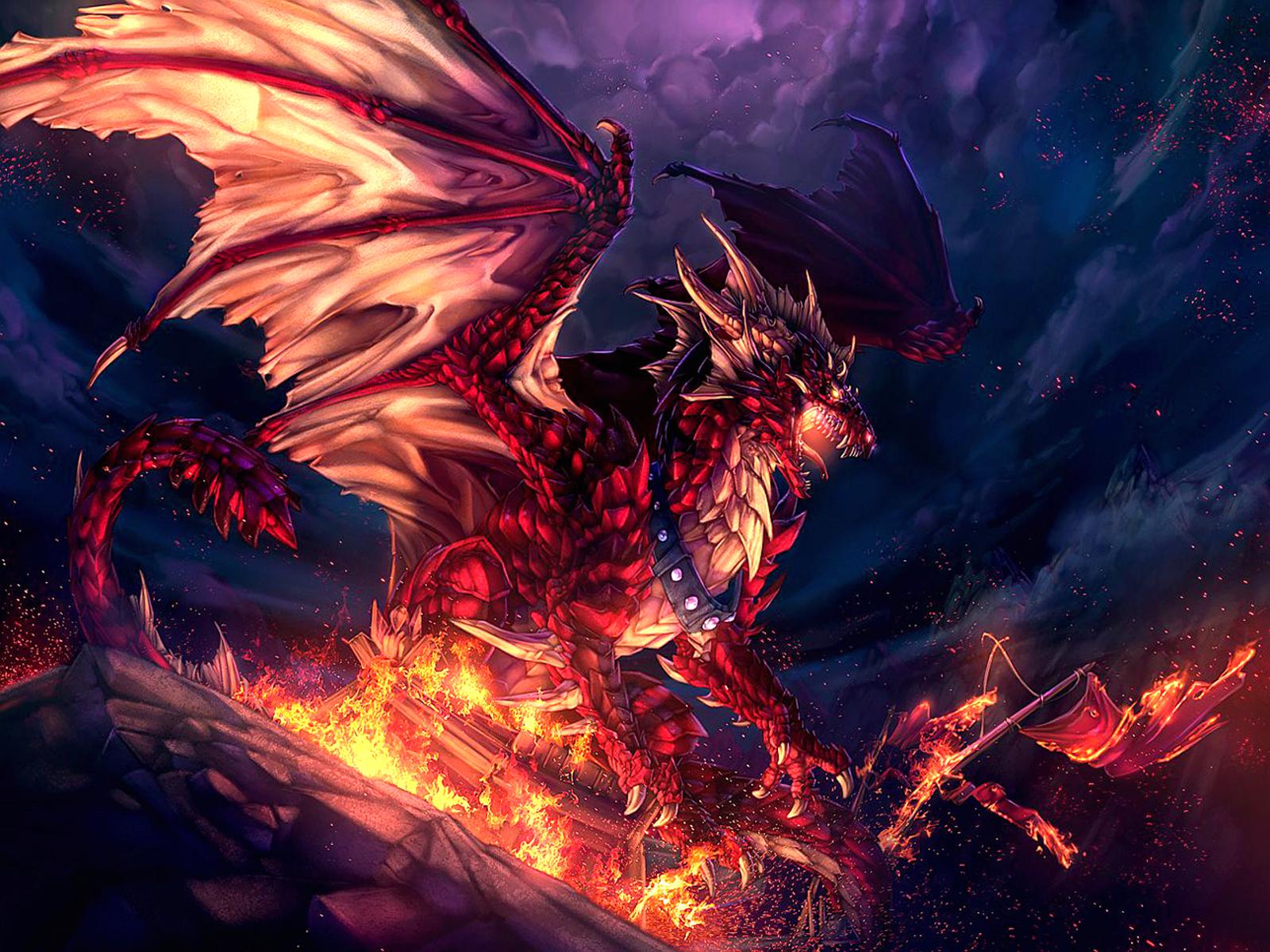 Dragon Dragons Wallpaper 28270763 Fanpop