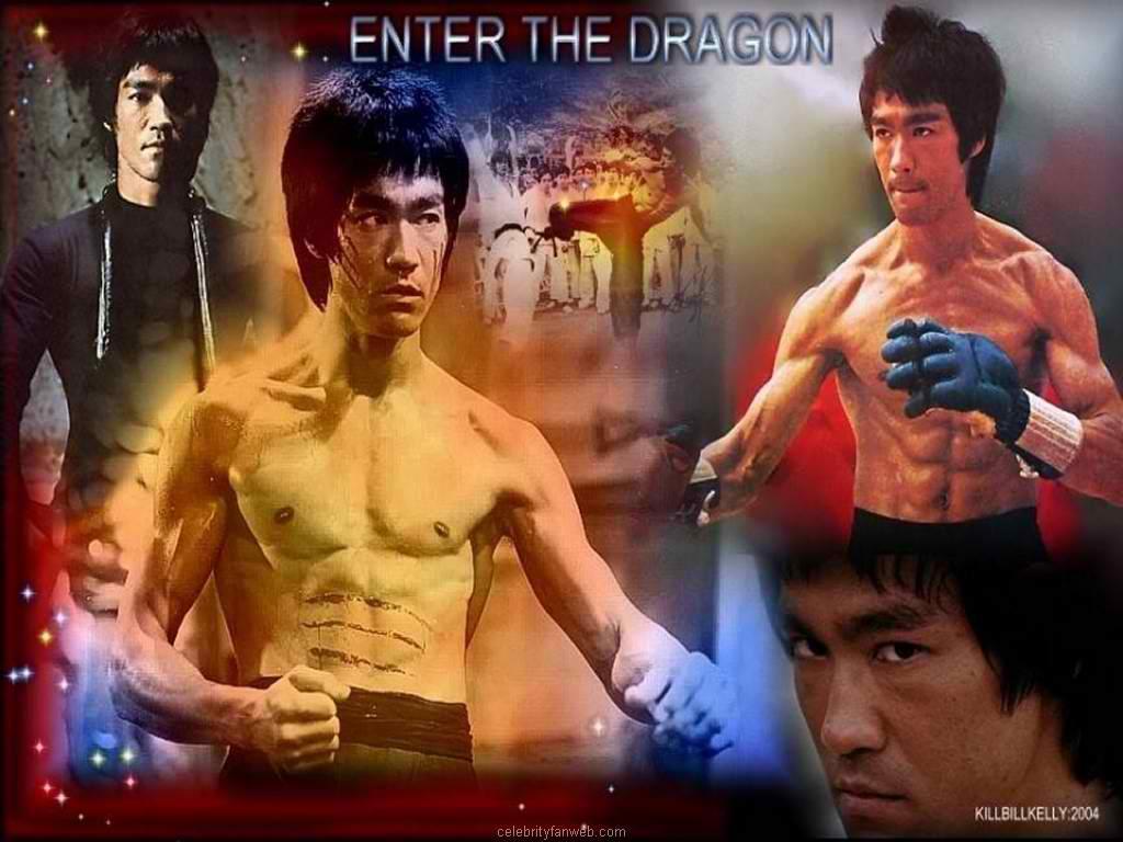Enter The Dragon Bruce Lee Wallpaper 28225571 Fanpop
