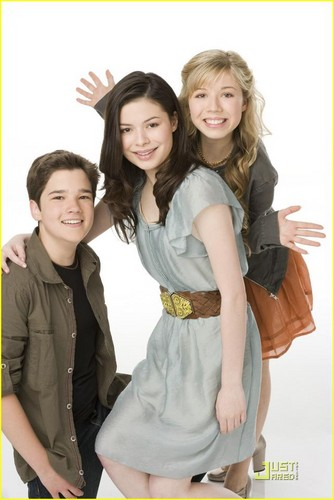 Freddy, Carly, and Sam!