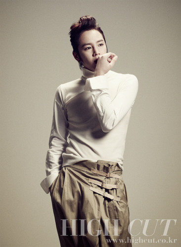 Jang Geun Suk for High Cut