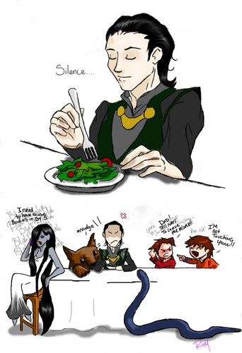 Loki's children