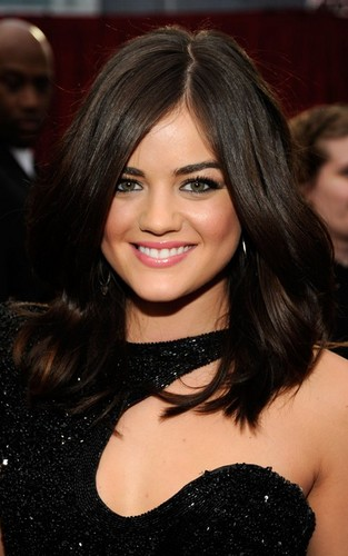 Lucy Hale - 2012 People's Choice Awards
