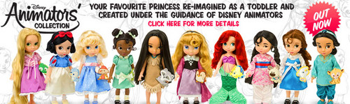Princesses गुड़िया as Toddlers in UK