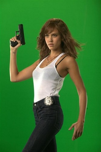 Production fotos - Jessica Alba