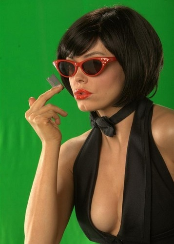 Production foto's - Rose McGowan