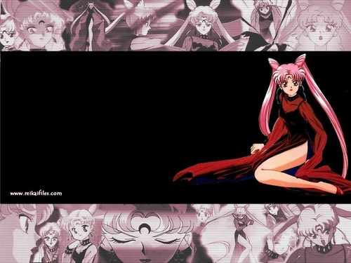 Black Lady (evil 'n' adult Chibiusa)