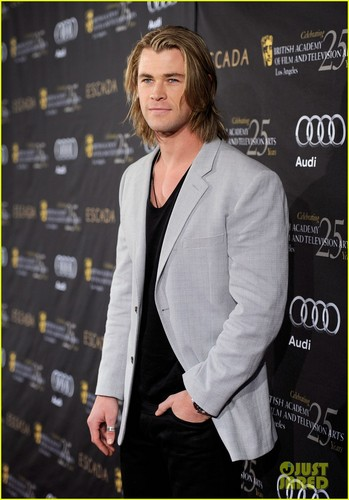Chris Hemsworth 2012 Photos