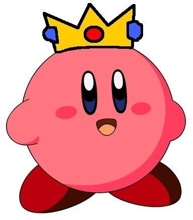 Crowned Kirby
