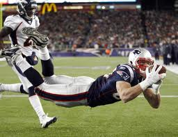 Gronk TD Catch
