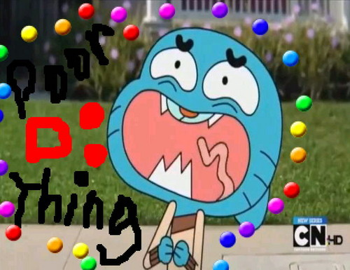 I Love Gumball