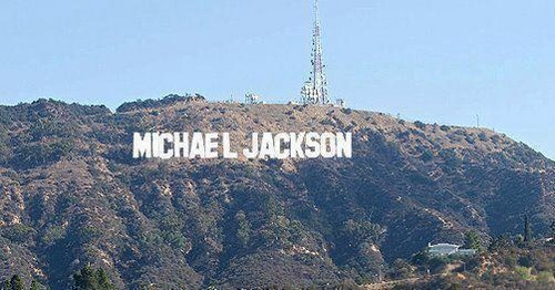 Welcome to the world on Michael Jackson
