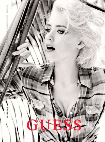Guess Spring-Summer 2012 Ads