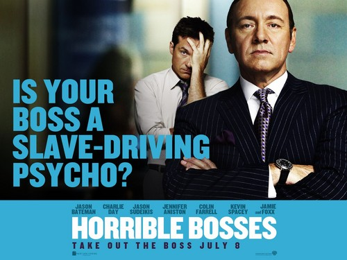 Horrible Bosses Wallpaper