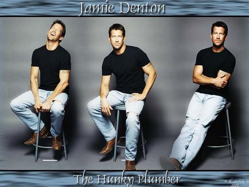 Denton james James Denton