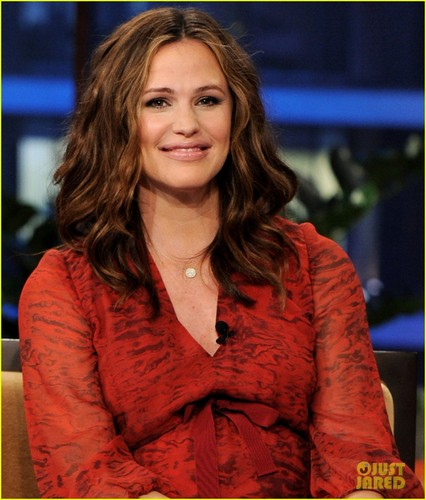 Jennifer Garner: 'Tonight Show With Jay Leno'!