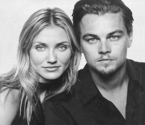 Leo and Cameron Diaz