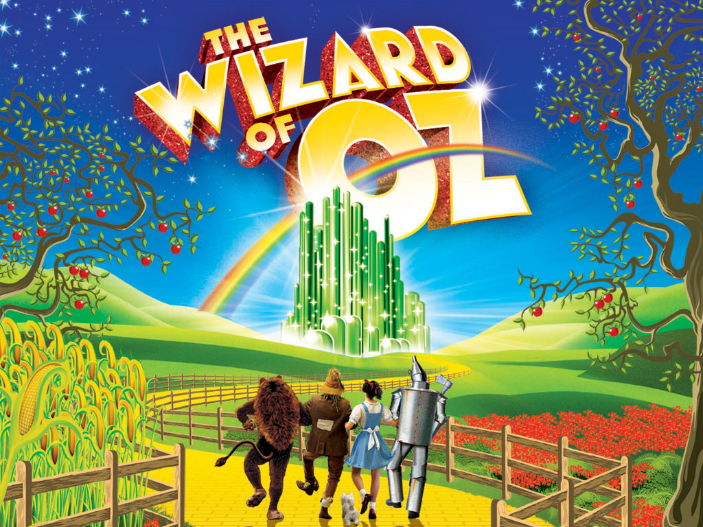 The Wizard Of Oz The Wizard Of Oz Wallpaper 28449628 Fanpop