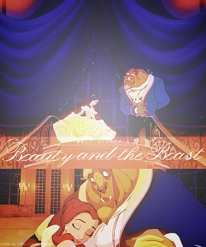 Belle & the Beast ~ ♥