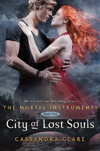 City Of lost Souls Cover
