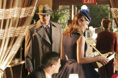 Episode 4.14 - The Blue Butterfly - Promotional Photos