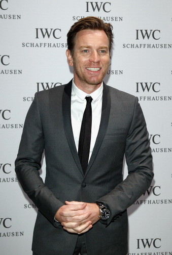 Ewan @ IWC শীর্ষ Gun Gala Event at 22nd SIHH High Jewellery Fair