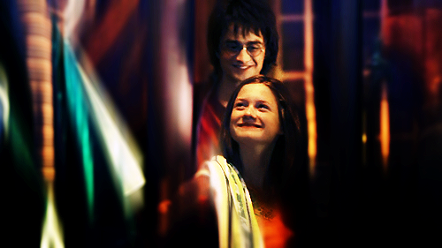 Harry and Ginny Hp 4