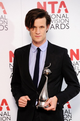 Matt at the NTAs