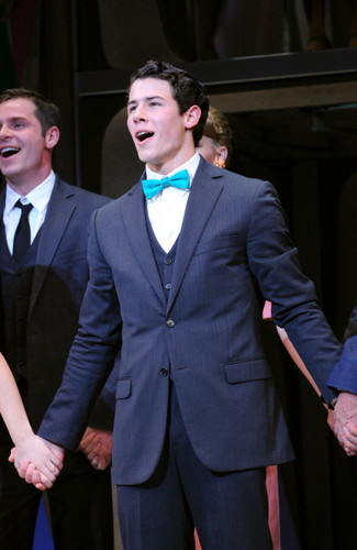 "Nick and Brothers 2012 ""How To Succeed In Business"""