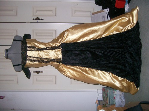 Ball gown project