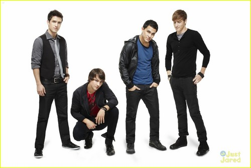 Big Time Rush: New Episode and Pics!