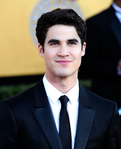 Darren at the SAG awards